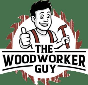 woodworker guy logo
